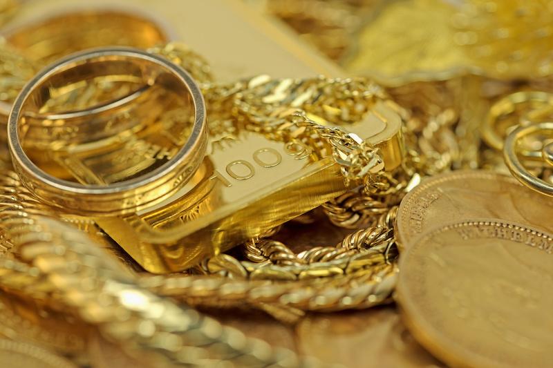 Ankauf von Gold bei Münzhandel Unshelm